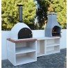 Napoli Wood Burning Pizza Oven and Barbecue Grill