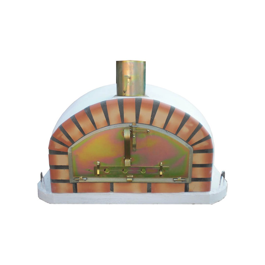 Outdoor Italian Brick Wood Fired Pizza Oven 100cm In