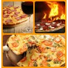 Italian Outdoor Pizza Oven 90 cm Package