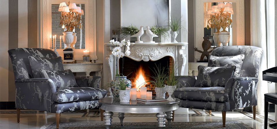 Luxury fireplace low price
